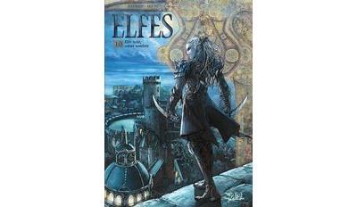 Elfes T10 - Elfe noir coeur sombre - 9782302046627 - 8,99 €