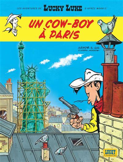 Les Aventures de Lucky Luke d'après Morris - Un cow-boy à Paris