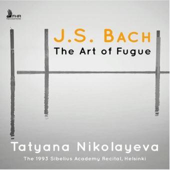 L'Art de la Fugue BWV 1080