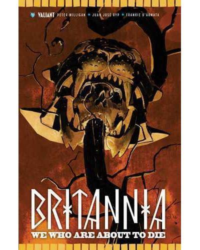 Britannia, ceux qui vont mourir