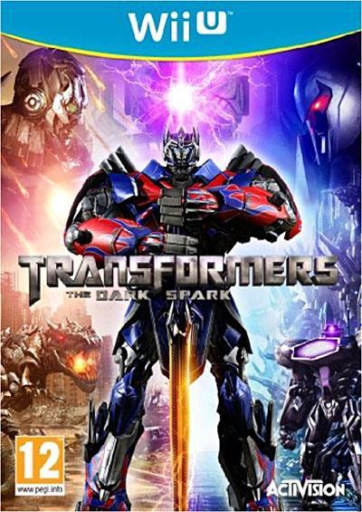 Transformers Rise Of The Dark Spark Wii U Jeux Video Achat Prix Fnac