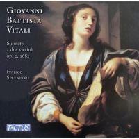 Sonates pour 2 violons Opus 2
