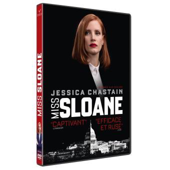 Miss Sloane DVD