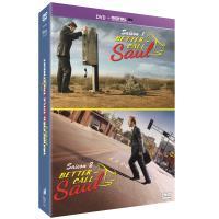 Better call Saul Saisons 1 et 2 DVD