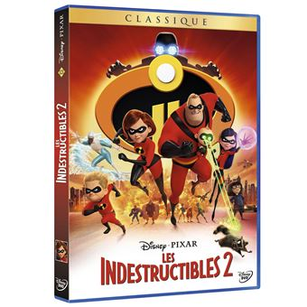 Les IndestructiblesLes Indestructibles 2 DVD