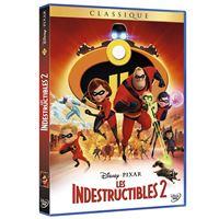 Les Indestructibles 2 DVD
