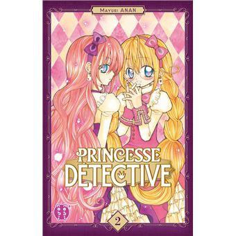 Princesse DétectivePrincesse Détective