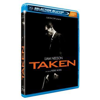 TakenTaken VIP Blu-ray