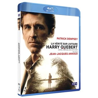 La vérité sur l'affaire Harry Quebert Blu-ray