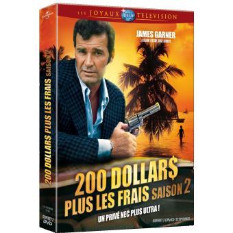 200 dollars plus les fraisCoffret intégral de la Saison 2 - 7 DVD