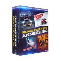 Coffret Films Cultes Années 80 DVD