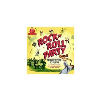Rock'n'roll party The absolutely essential collection