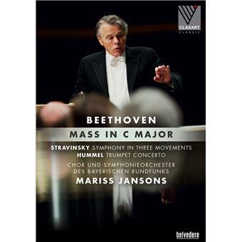 Beethoven mass in c minor