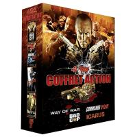 Commando d'élite - Way of War - Icarus - Bad Cop - Coffret