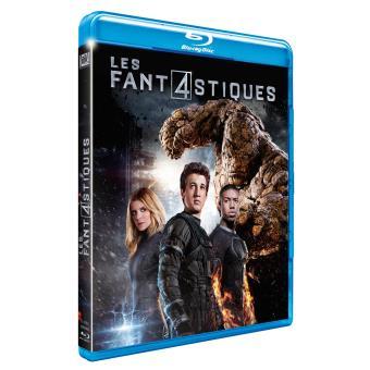 Les 4 Fantastiques Blu-ray