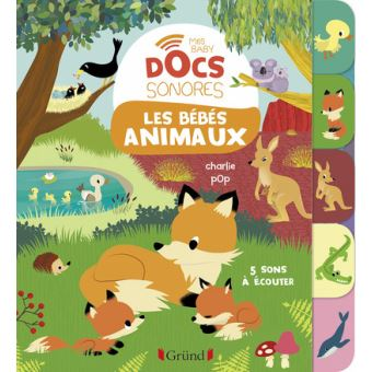 Les Bebes Animaux Baby Docs