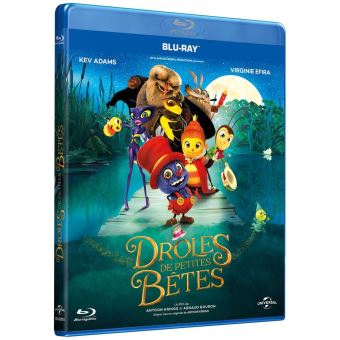 Drôles de petites bêtesDrôles de petites bêtes Blu-ray