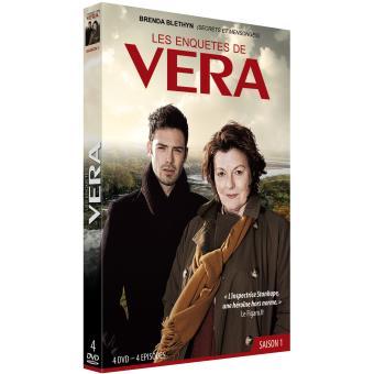 Les Enquêtes de VeraLes Enquêtes de Vera Coffret Saison 1 DVD