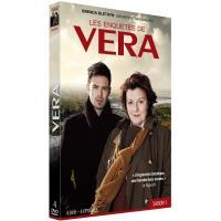Les Enquêtes de Vera Coffret Saison 1 DVD