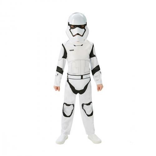 Déguisement Stormtrooper Star Wars Taille M 5/6 ans