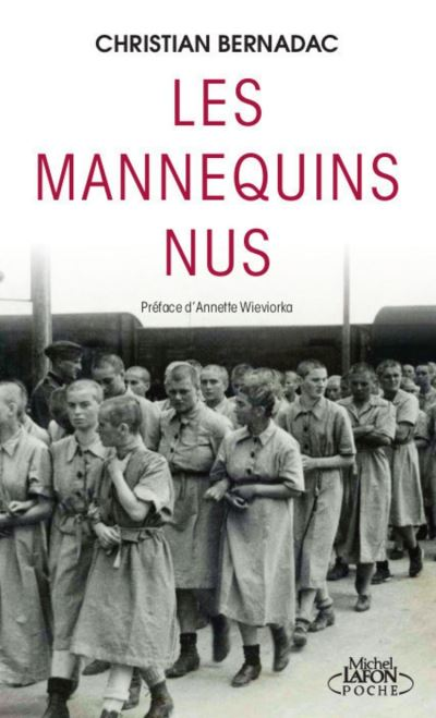 Les mannequins nus - 9791022404327 - 7,99 €