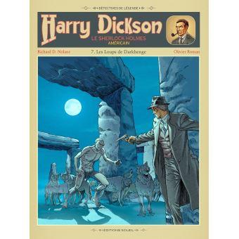 Harry Dickson Tome 7 Les loups de Darkhenge - Nolane, Roman