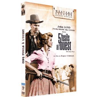 Cinq fusils à l'Ouest DVD