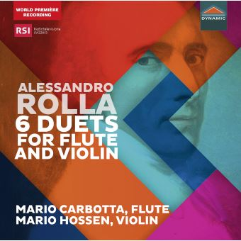 6 DUETS FOR FLUTE AND VIOLIN