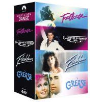 Coffret Dance 4 Films DVD