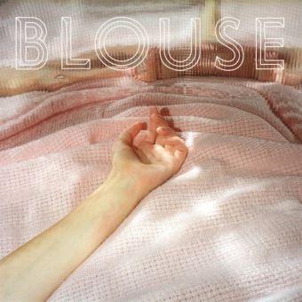 BLOUSE/LP BEIGE BLUE