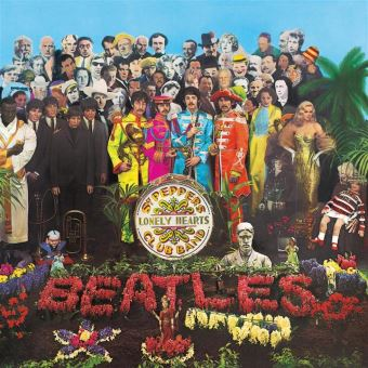 SGT. PEPPER S LONELY.../LP PICTURE LTD ED