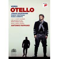 Otello Blu-ray