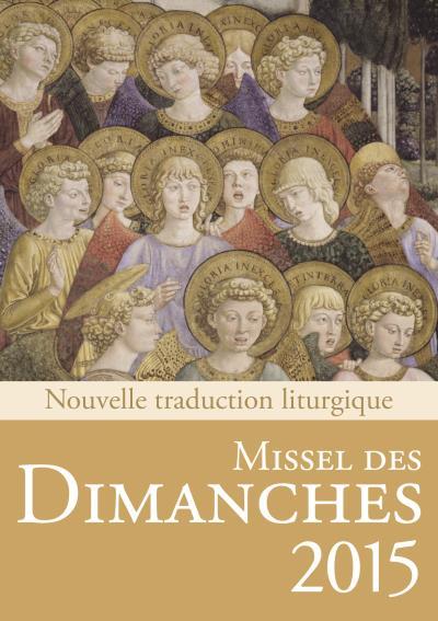 MISSEL DES DIMANCHES 2015