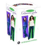 Coffret Gilmore Girls Saisons 1 à 7 DVD