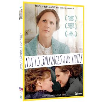Nuits sauvages avec Emily DVD