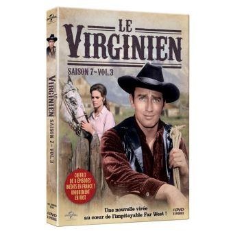 Le VirginienLe Virginien Saison 7 Volume 3 DVD