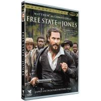 Free State of Jones DVD
