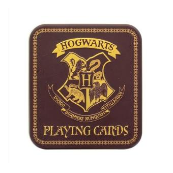 HARRY POTTER-JEU DE CARTES HOGWARTS MIX CARD