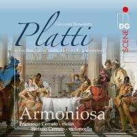 6 Sonates en trio pour violon, violoncelle et continuo