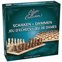 schaak- en damspel