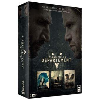 Les enquêtes du département VLes enquêtes du Département V Coffret DVD