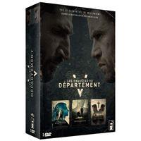 Les enquêtes du Département V Coffret DVD