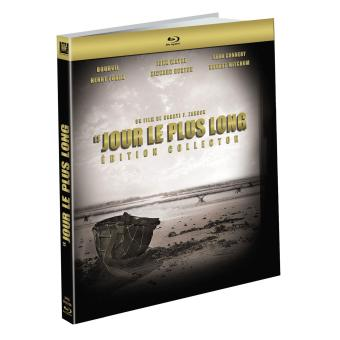 Le jour le plus long Edition Collector Digibook Blu-ray Inclus DVD