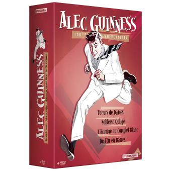 Alec Guinness DVD
