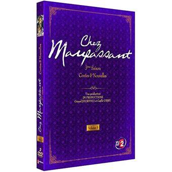 Chez MaupassantChez Maupassant Contes et Nouvelles Saison 3 DVD