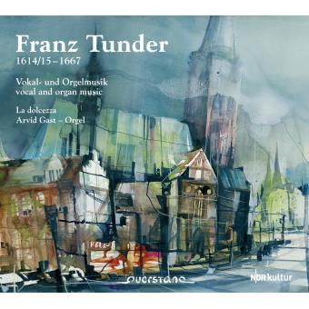 Franz tunder organ