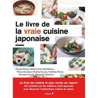 Le Livre De La Vraie Cuisine Japonaise Ned