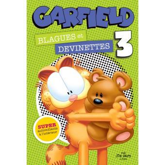 GarfieldBlagues et devinettes