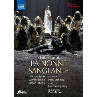 La Nonne Sanglante DVD