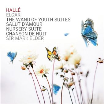 Wand of youth suites/salut d amour/nursery suite